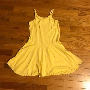 Talbots Yellow Dress